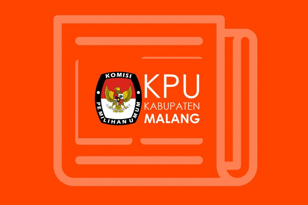 Pendaftaran Calon Anggota Kpps Untuk Pemilihan Bupati Dan Wakil Bupati Malang Tahun 2020 Berita Kpu Kabupaten Malang